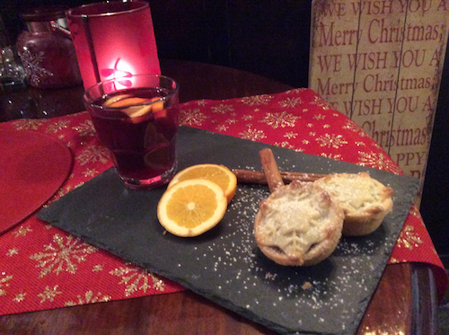 Some Delicious Mince Pies