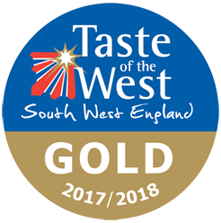 Taste of the West Gold Award 2017-2018 Logo